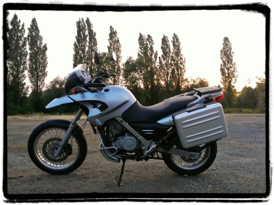 BMW F 650 GS Vario zijkoffers