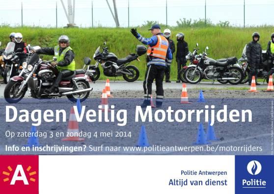 Dagen Veilig Motorrijden 2014