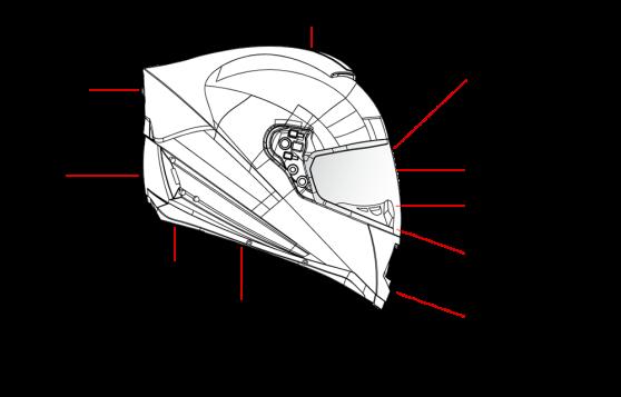 skully-motorhelm
