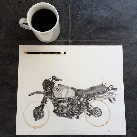 carter-asmann-koffiekring-tekening-bmw-gs