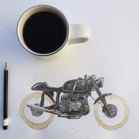 carter-asmann-koffiekring-tekening-bmw
