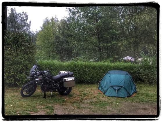 tent-motor